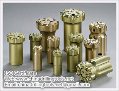 Carbide Bore Hole Thread Drill Bits