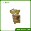 Modern hot sale Durable bamboo utensil set