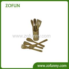 Bamboo cooking spoon/bamboo kitchen shovel