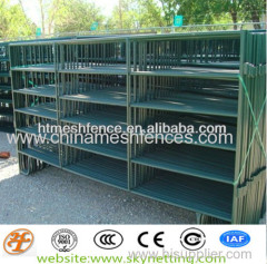 horse fence;horse panel;pipe horse panel;cattle horse fence
