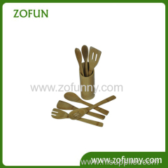 small bamboo kitchen utensils with price