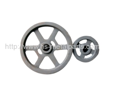 Water glass casting Farming Equipment engine flywheel