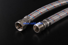 Stainless steel 304 wire braided hose