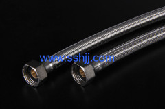 Stainless steel bathroom hose