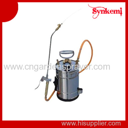 4L Metal pressure pump sprayer