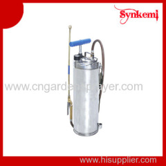 stainless steel pressure sprayers