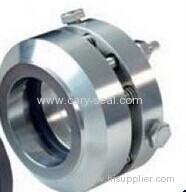 Cauldron-using type CR204 mechanical seal