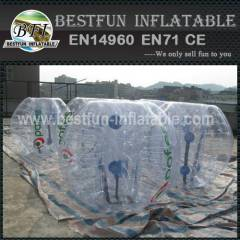 PVC human inflatable bumper bubble ball