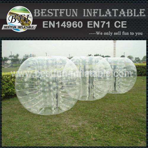 Bumperz Soccer Bubble Football