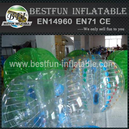 Fun Inflatable bump ball for games