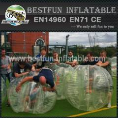 Adult Bumper Ball Boxing Ring With Football