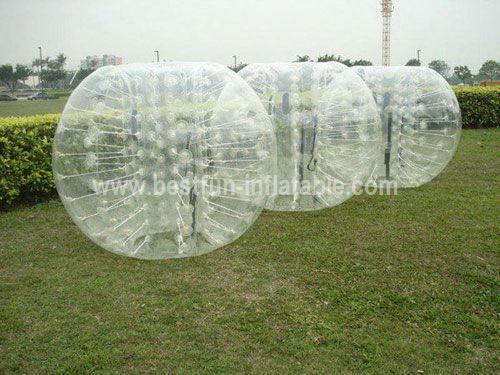 Cheap human crazy belly bump inflatable ball