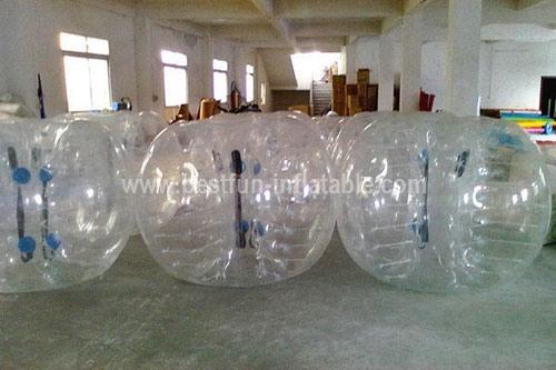 Inflatable Bumping ball Bouncing Colliding Pinballs