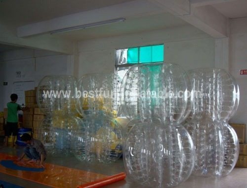 Inflatable zorb ball inflatable fighting ball
