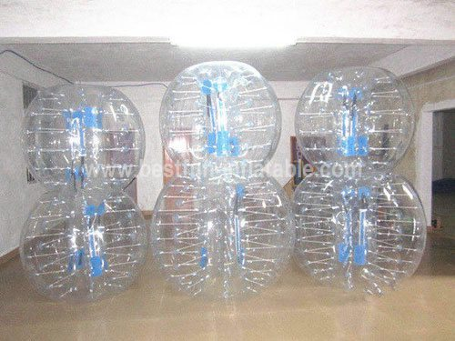 PVC Colorful Inflatable Bumping Balls