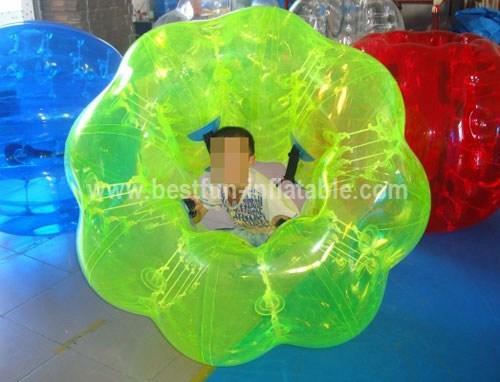 Kids body human bumper ball