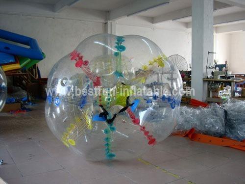 Zorb human hamster ball inflatable