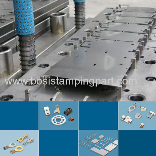 continuous terminal strip for car