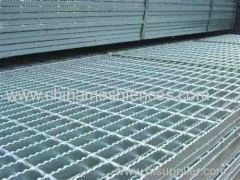 Nice quality Steel grid floor grating