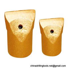 Straight Horseshoe Bits (forging)
