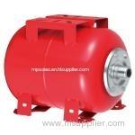 Horizontal Type Pressure Tank