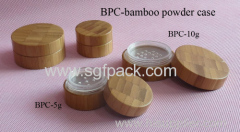 loose powder jar cosmetic package