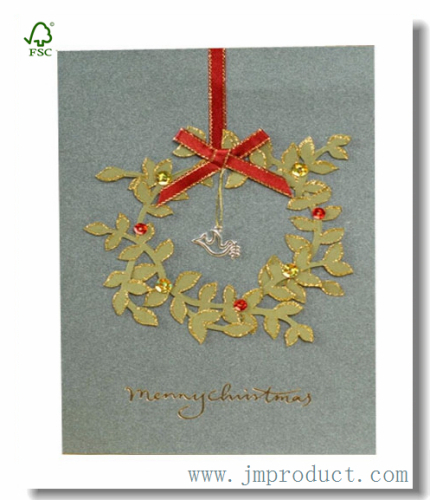 Merry Christmas Welcome greeting cards