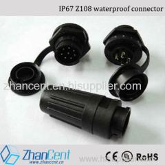 LTW connector waterproof connector z108 10pin connector