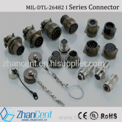 MIL-DTL-26482 series connectors with KUKDONG ITT AMPHONEL military connector