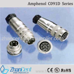 j09 m16 connector Substitute Amphenol Connector (C091 Series)