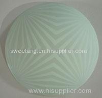 modern ceiling light day light decorate glass ceiling light simple design home lighting