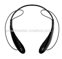 LG Electronics Tone Ultra HBS-800 Wireless Bluetooth Stereo Headsets met microfoon Retail Packaging Black