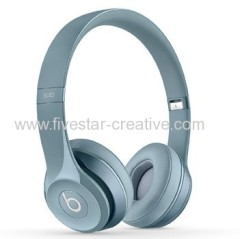 Wholesale Beats by Dr.Dre Solo 2.0 On-Ear Headphone Headsets Gray
