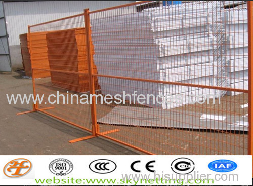 temporary fence;temporary fence panel;portable fence