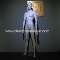FRP woman custom mannequins