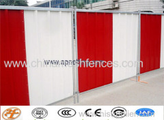 colorbond steel hoarding fence factory