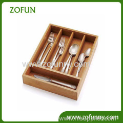 Selected material spoon fork knife storage