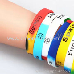 High quality silicone bracelet