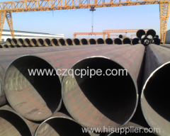 32'' Large diameter ASTM A106 A53 API 5L B Seamless Steel Pipe