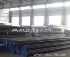 36'' Large diameter ASTM A106 A53 API 5L B Seamless Steel Pipe