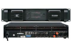 CVR pro 2-channel switching power amplifiers