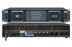 CVR new range of 4 channel high output power amplifiers