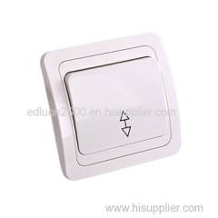 european 1 gang 2 way wall switch