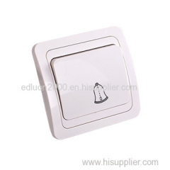 1 gang door bell wall switch