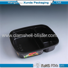plastic food microwave container