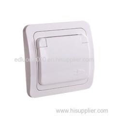 european flush waterproof socket
