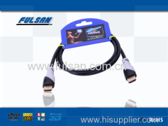 double color hdmi cable for hdtv