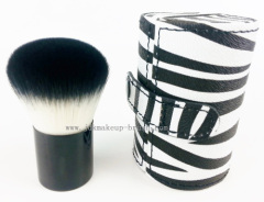 Makeup Kabuki Brush with Cosmetic Case