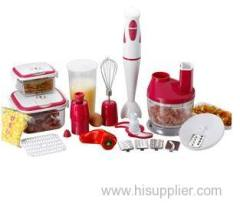 Multi Hand Blender fresh vacuum storage box Kitchen Set