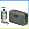 European style cosmetic pouch bag men custom cosmetic bag